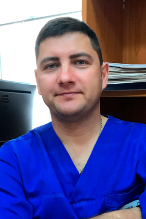Супиниченко Юрий Евгеньевич