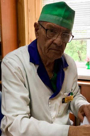 Полегенько Сергей Михайлович